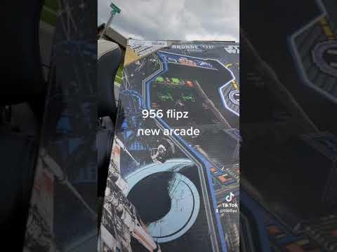 956 flipz new star wars arcade1up from 956 Flipz