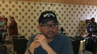 Batman: The Killing Joke Interview With Director Sam Liu At San Diego Comic Con 2016