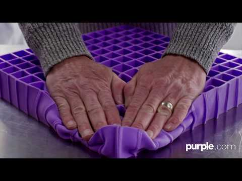 How It's Made - Purple Mattress Factory Tour
