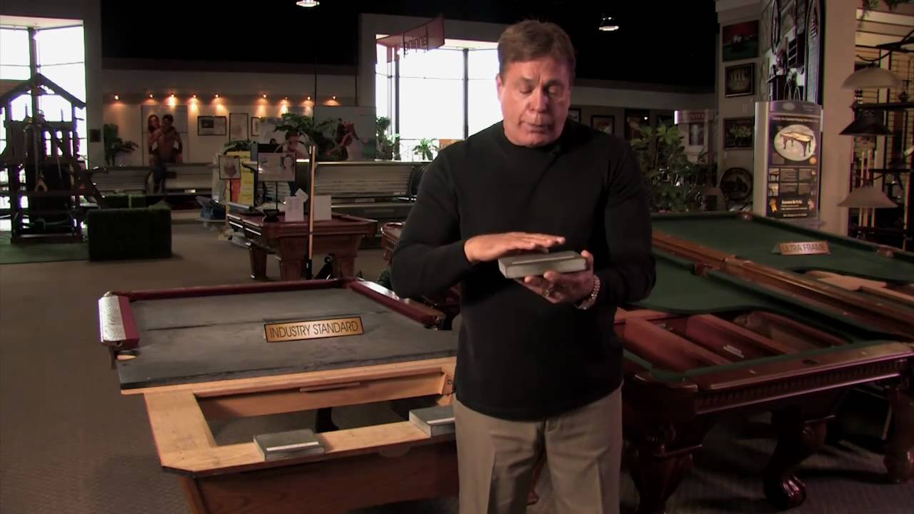 How to Buy a Pool Table