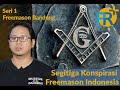 - Segitiga Konspirasi Freemason di Indonesia 1