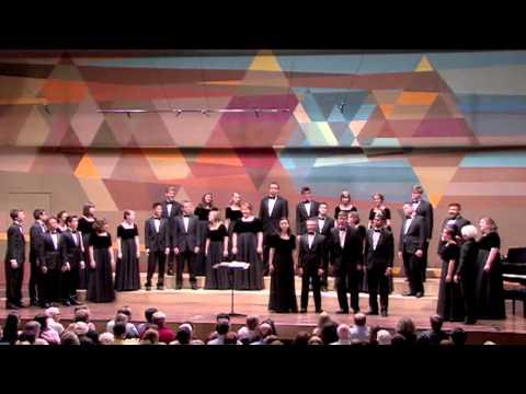 Claude Le Jeune: Revecy - University of Houston Moores School Concert Chorale; Betsy Cook Weber