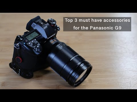 Top 3 Must Have  Accessories  For The Panasonic LUMIX G9