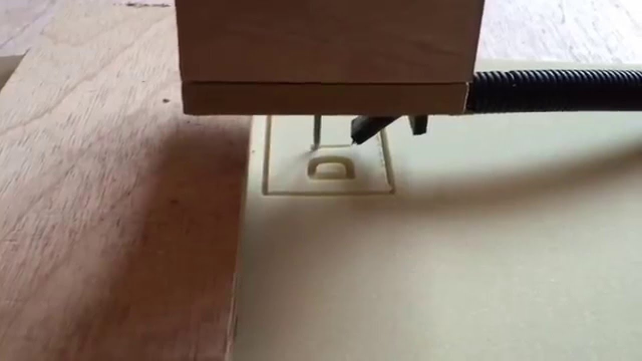 Homebuilt (DIY) CNC Router - Arduino Based (GRBL): 12 Steps (with