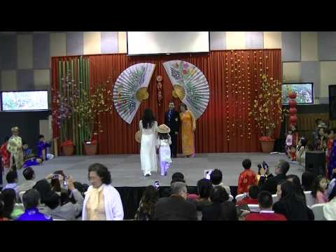2014 Vietnamese Baptist Church of Arlington - Tet - Fashion Show
