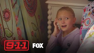 Abby Tries To Find Lily's Location | Season 1 Ep. 1 | 9-1-1