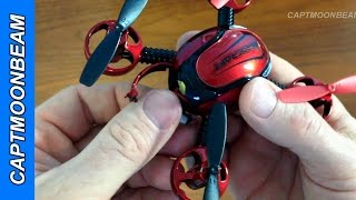 Міні-камера літальний Рамос 392 квадрокоптер, Розпакування та політ
