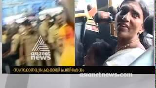 KP Sasikala must return from sannidanam in six hours demands police