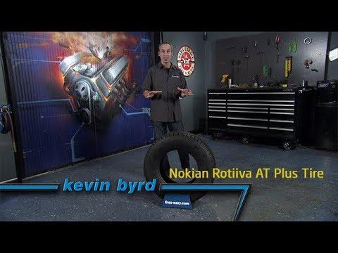 Nokian Rotiiva At Plus All Season Tire Youtube