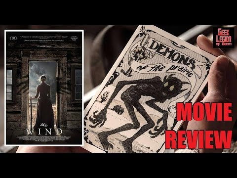 THE WIND ( 2018 Caitlin Gerard ) Western Horror Movie Review