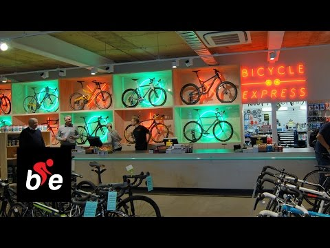 Australia's Hottest Bike Shops - Bicycle Express