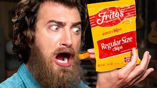 41-Year-Old Fritos Taste Test