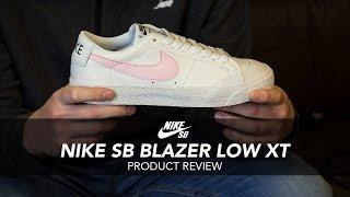 online retailer 3268f 2f247 Nike SB Blazer Low XT Skate Shoe Review - Rollersnakes.co.uk ...