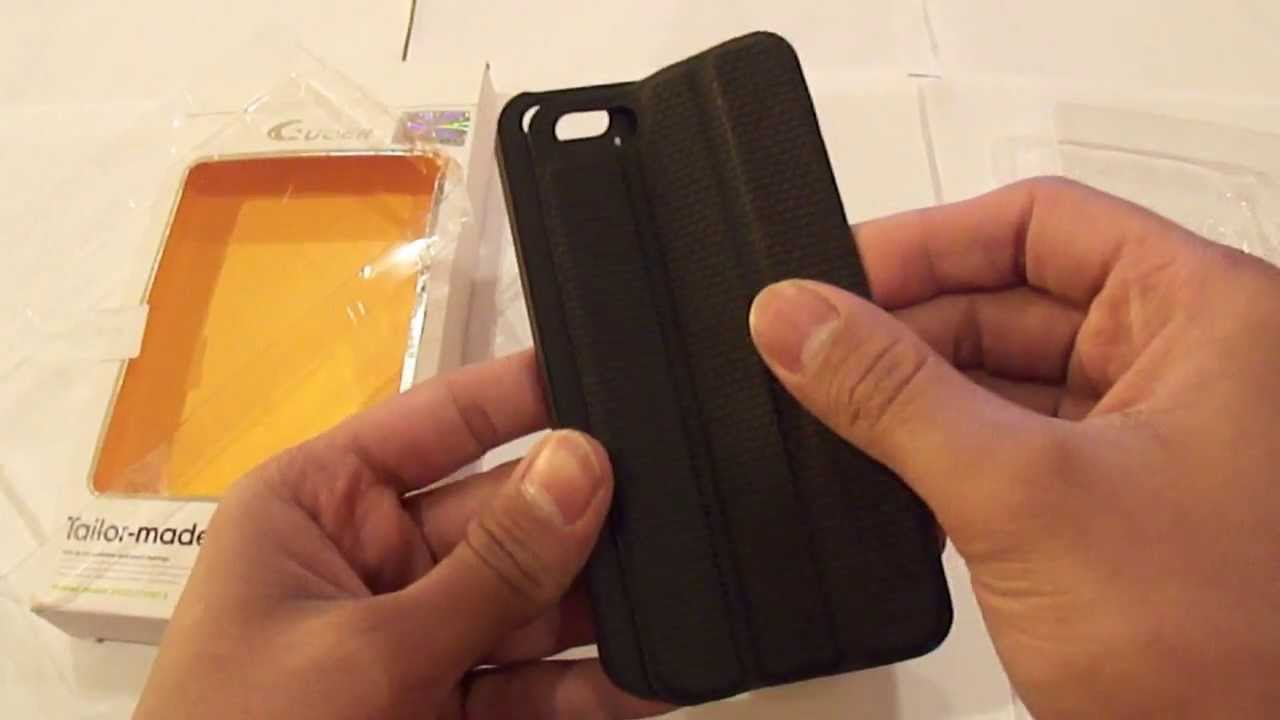 buy online 5850f 477b5 Smart Cover Case for iPhone 5