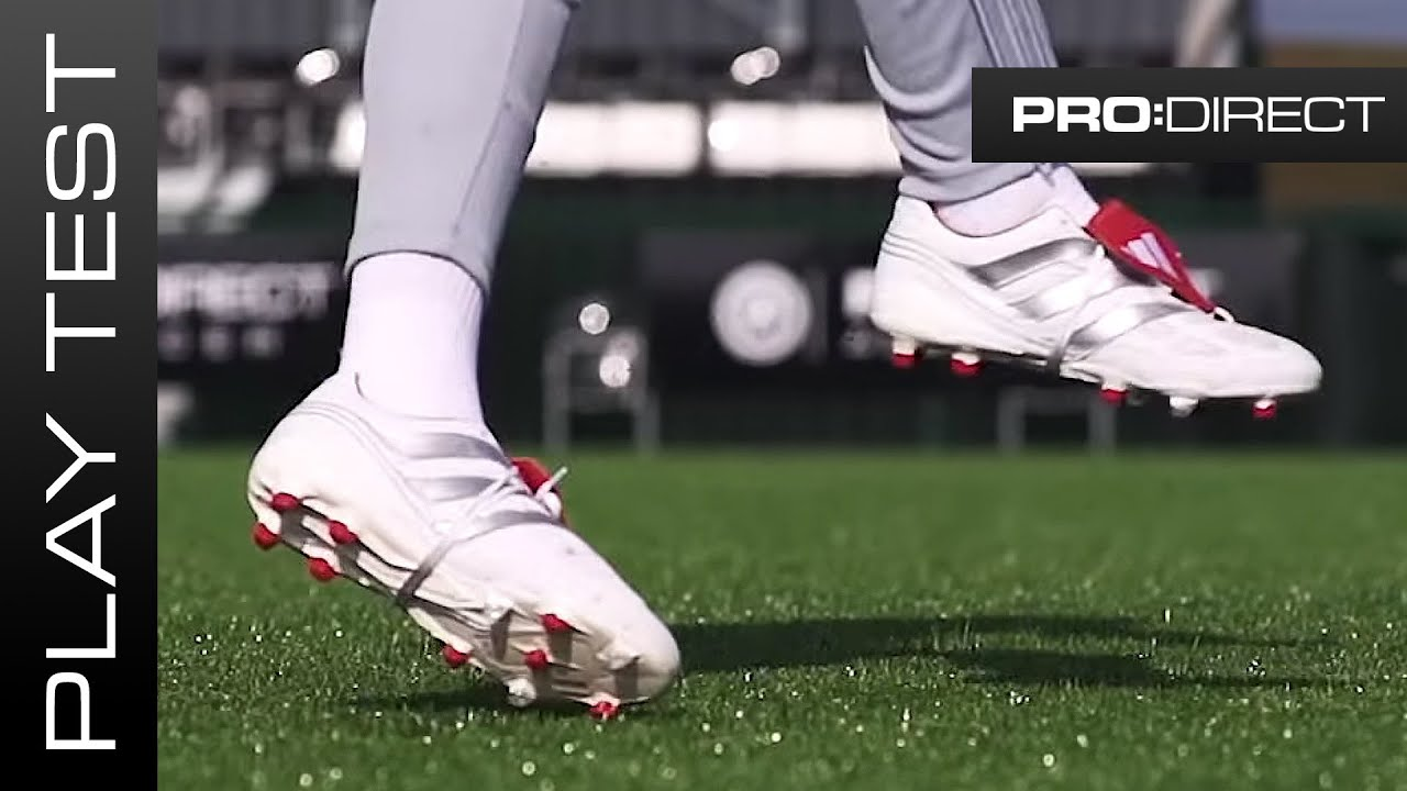 amplificación agua presente  ADIDAS BECKHAM ZIDANE PREDATOR PACK REVIEW | Limited Collection Accelerator  & Precision - YouTube