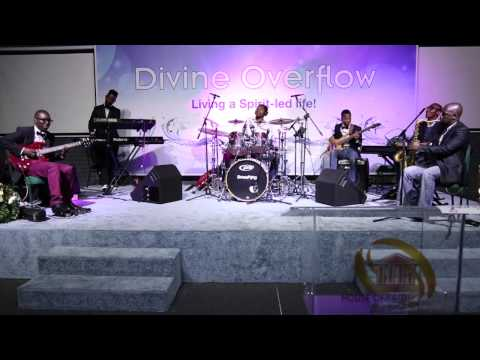 We fall down _ DrumPIPO Ensemble _ Gospel Jazz in the city