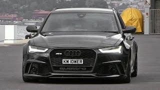 Audi RS6 C7 CRAZY Sound w/ Full Milltek Valvesonic Exhaust!!