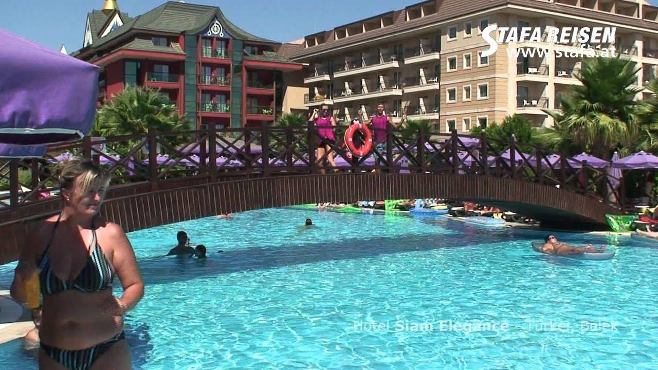 Siam Elegance Hotels Spa Antalya Belek