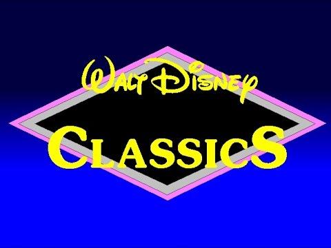 Walt disney classics logos 1988 94 homemade youtube for Classic house 1988
