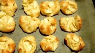 Вкусненькое для кормящей мамы: Слойки с Сыром, с Яблоками, с ...