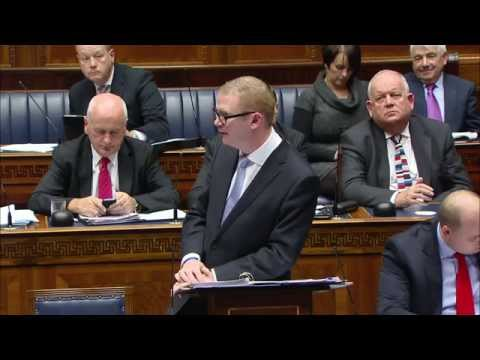 Question Time: Finance and Personnel 14 October 2014