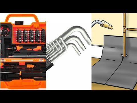 20 Plumbing Equipments For Beginners