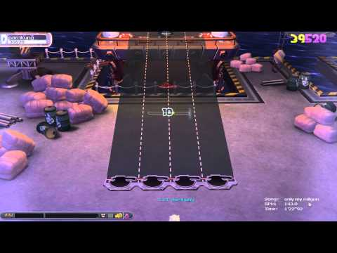 เทสเกม FeverMix เซิร์ฟภาษาไทย เกมเต้นสไตล์แอนิเมะ