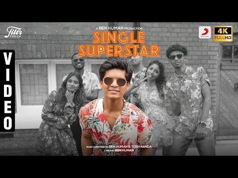 Single Superstar | Ben Human | Tamil Pop Music Video