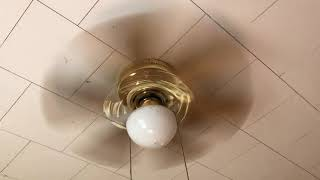 Ceiling Fans in a Renovated Farmhouse