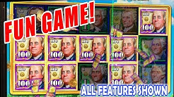 Money Rain 2 slot machine - LONG SESSION, ALL FEATURES - Slots #10 - Inside the Casino