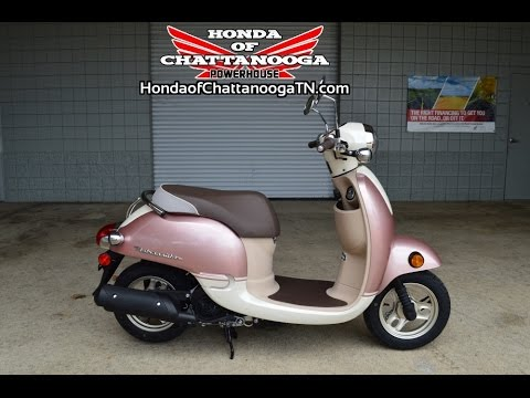 2015 Honda 50 Cc Scooter For Sale Pink Metropolitan Chattanooga Tn Ga Al Area Nch50f