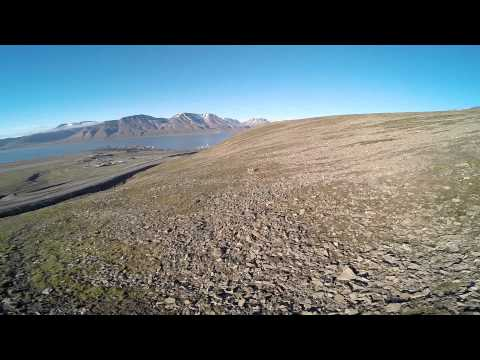 Svalbard Global Seed Vault, DJI Phantom 2