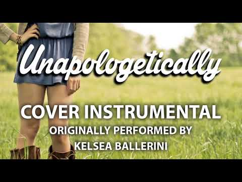 Unapologetically (Cover Instrumental) [In the Style of Kelsea Ballerini]