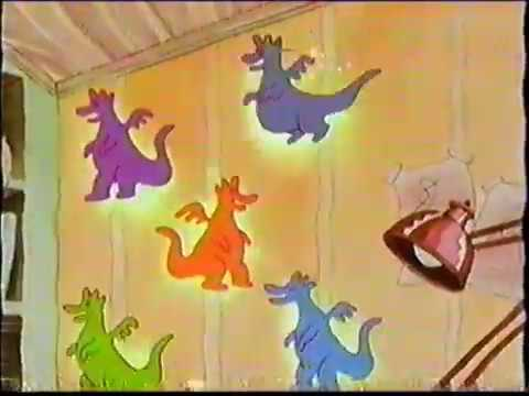 Discovery Kids Latinoamérica - Créditos Poko + Enseguida + Intro Dragon Tales - Febrero 2005