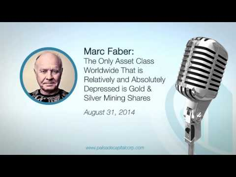 Marc Faber: Only Asset Class That is Relatively and Absolutely Depressed is Gold & Silver