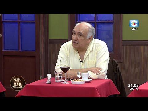 Guillermo Domenech y la Dra. Alejandra Rey
