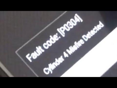 FIXING error code P0301, P0302, P0303, P0304 a4 audi volkswagen passat 2 0t