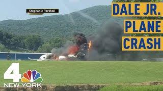 NASCAR Legend Dale Earnhardt Jr. Plane Crash: Everything We Know | NBC New York