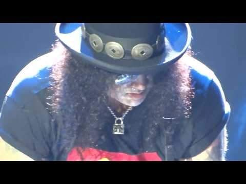 Guns N' Roses 2016 -Axl's VOICE!!!  =] Better [= Aug 5 = nrg park = Houston, Tx