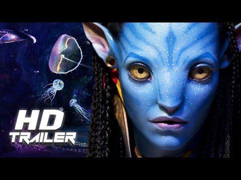 "Avatar 2 (2018) Movie -Teaser-Trailer ""Return to Pandora"" James Cameron [HD] (FanMade)"