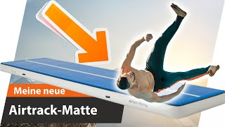 Ich habe eine AIRTRACK MATTE gekauft!   Andiletics
