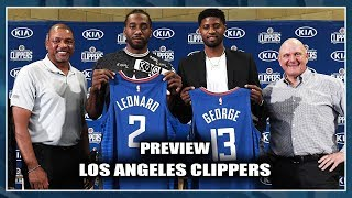 KAWHI + PG13 : MEILLEUR DUO DE NBA ? Preview Los Angeles Clippers (29/30)