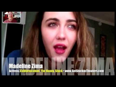 GetStuckInTheaters.com and support actress Madeline Zima!