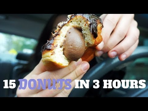 CHEAT DAY: FINDING THE BEST DONUT IN SEATTLE