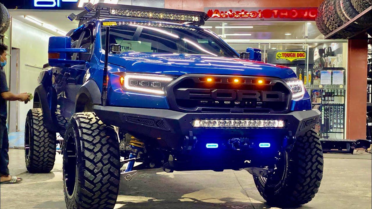 Project BLUE PRIME - Ford Ranger Raptor 2021
