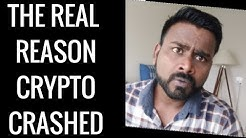 The Real Reason why Crypto Market Crashed