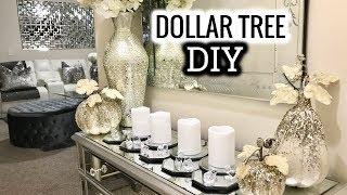 Dollar Tree DIY Mirror Table Runner | DIY Home Decor Idea 2017