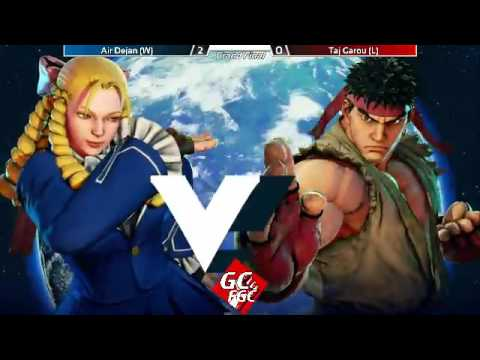 Air Dejan (Karin) vs Taj Garou (Ryu/Laura) | SFV Day 1 Tournament Grand Final