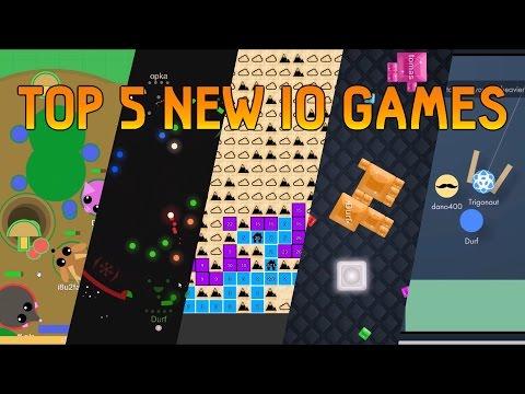 Top 5 NEW IO Games November 2016 Mope.io Opka.io Kingz.io Blockor.io Bonk.io