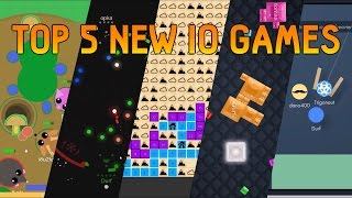 Top 5 NEW IO Games November 2016 Mope.io Opka.io Kingz.io Blockor.io Bonk.io